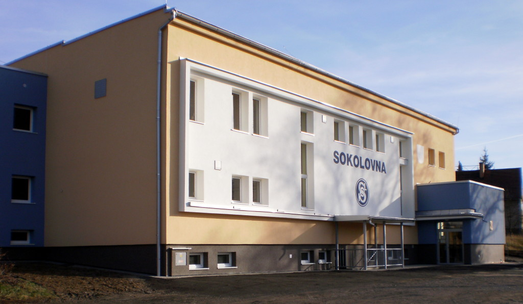 Sokolovna 2013
