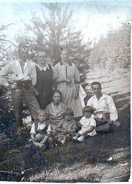 Koval Jan a Čupa Rudolf nejenom cvičili, ale jejich rodiny se zároveň přátelily.