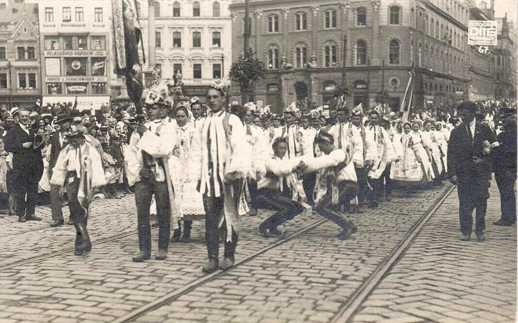 Orelský slet v Lublani